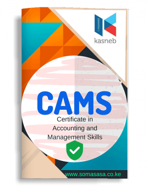 Kasneb CAMS notes papers revision kits