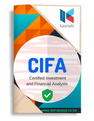 Kasneb CIFA notes papers revision kits
