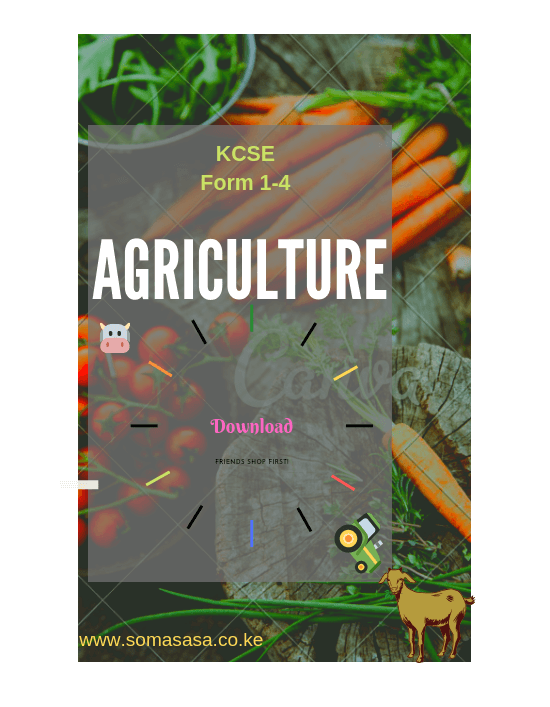 Agriculture Topical Questions with Answers - 48 Topics Section i and ii